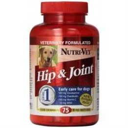 NutriVet Hip & Joint Eklem ve Bağ dokusu Sağlığı Level 1 75 Tablet N01271